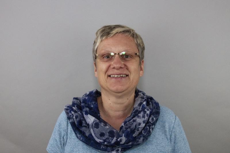 Gabriela Wolfgang/ Betreuungsteam