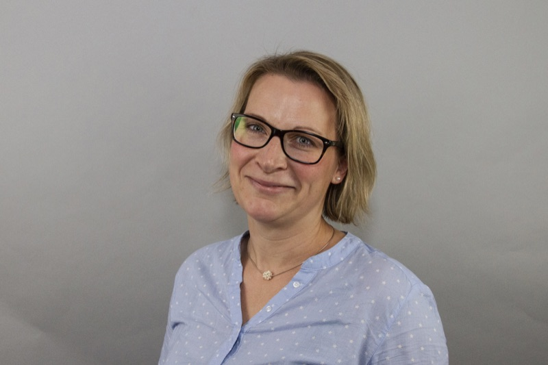 Inga Kielmann/ Fachleitung HWSU und Klassenlehrerin 1a
