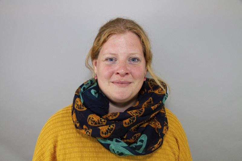 Merle Schröder / Fachleitung HWSU und Klassenlehrerin 2a