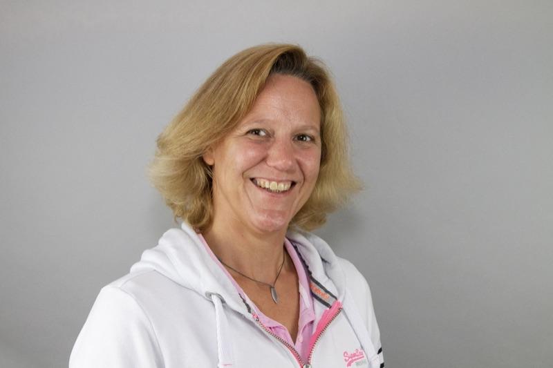 Tina Ernst/ Fachleitung Sport und Klassenlehrerin 3b
