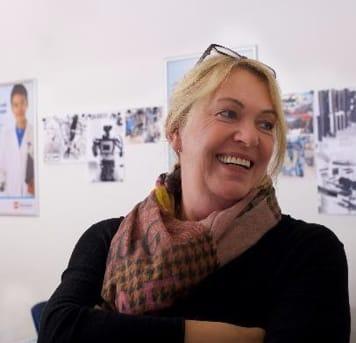 Schulleiterin Sabine Prinz
