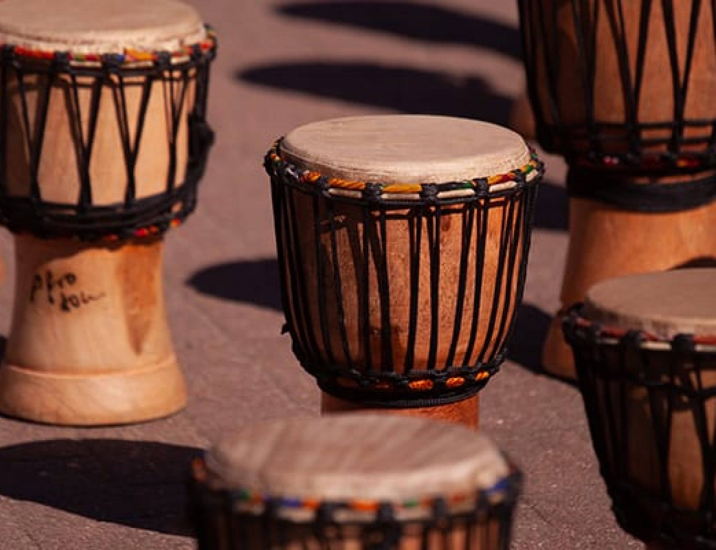 Trommelzauber – so nah ist Afrika