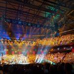 Chorkonzert der Extraklasse in der Barclaycard-Arena