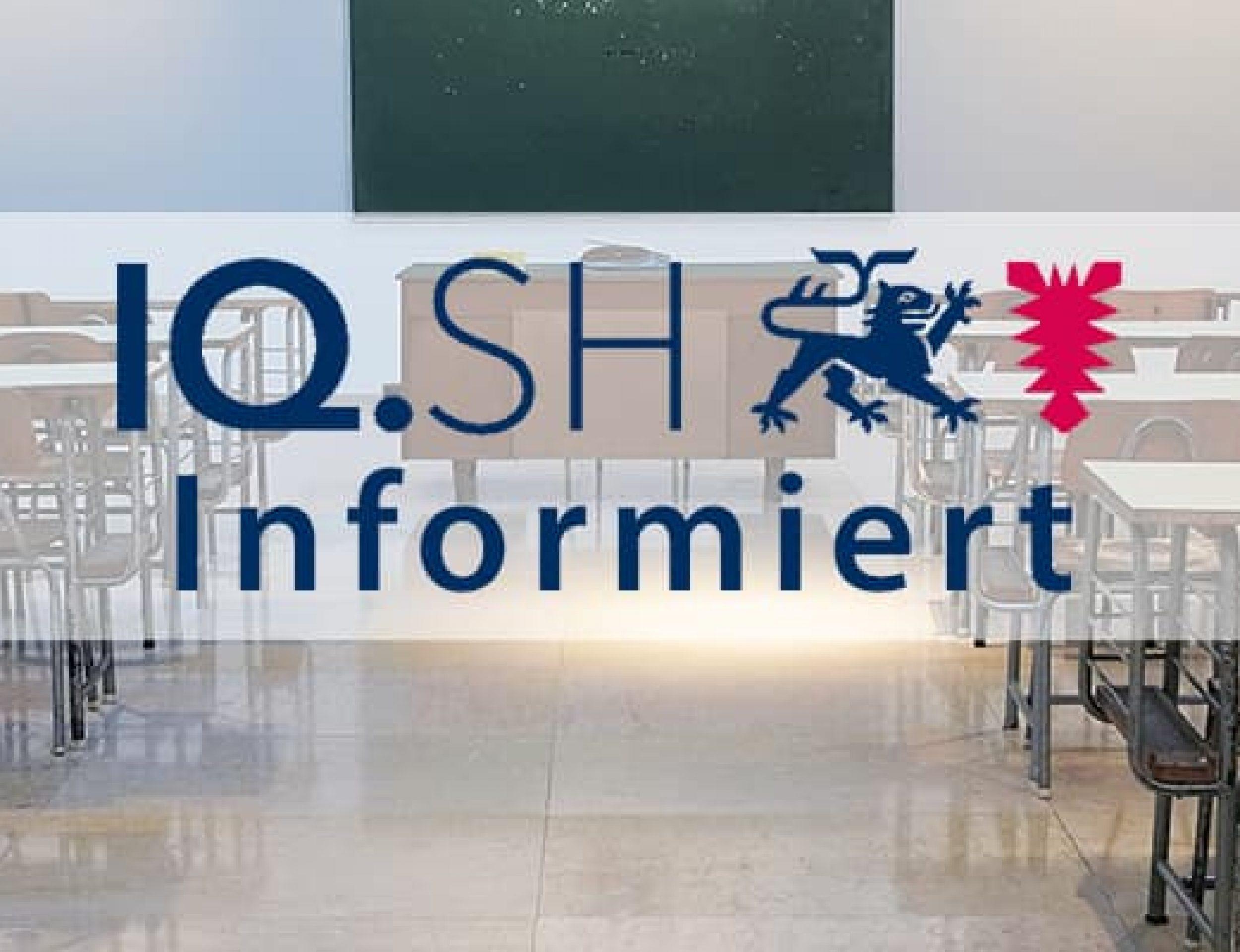 Institut für Qualitätsentwicklung an Schulen Schleswig-Holstein
