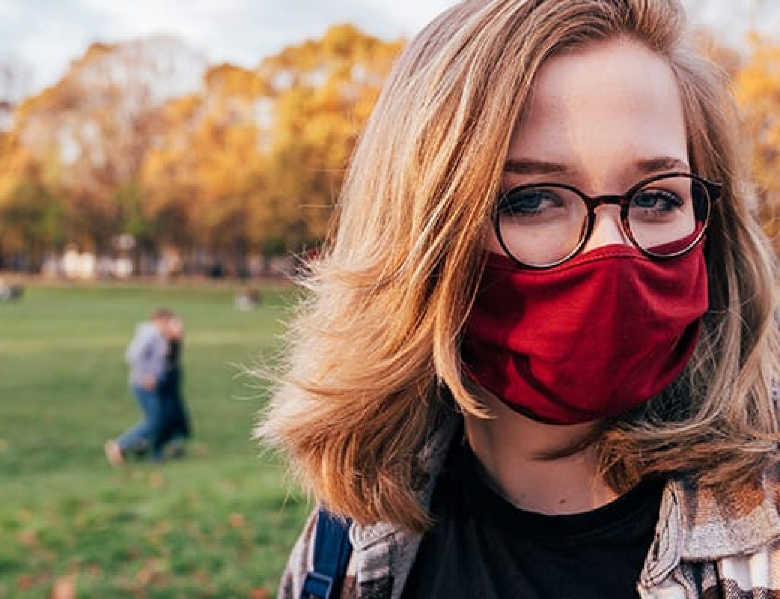 Masken tragen