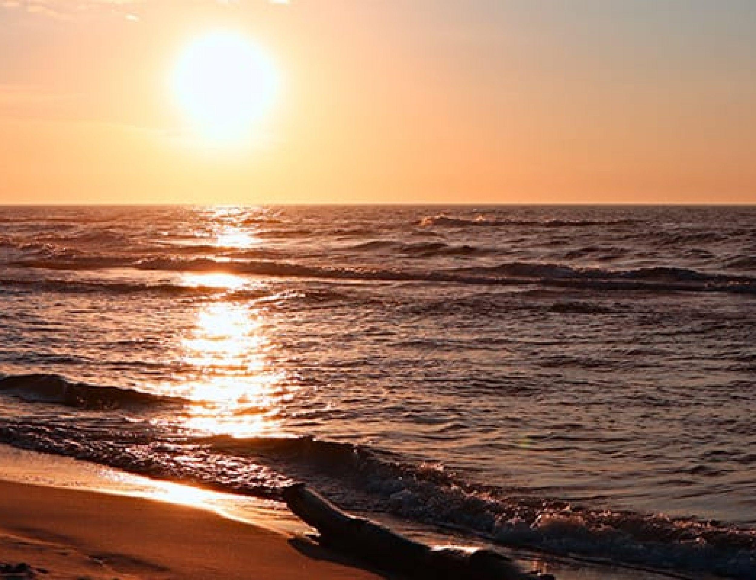 Wochenende Ostsee
